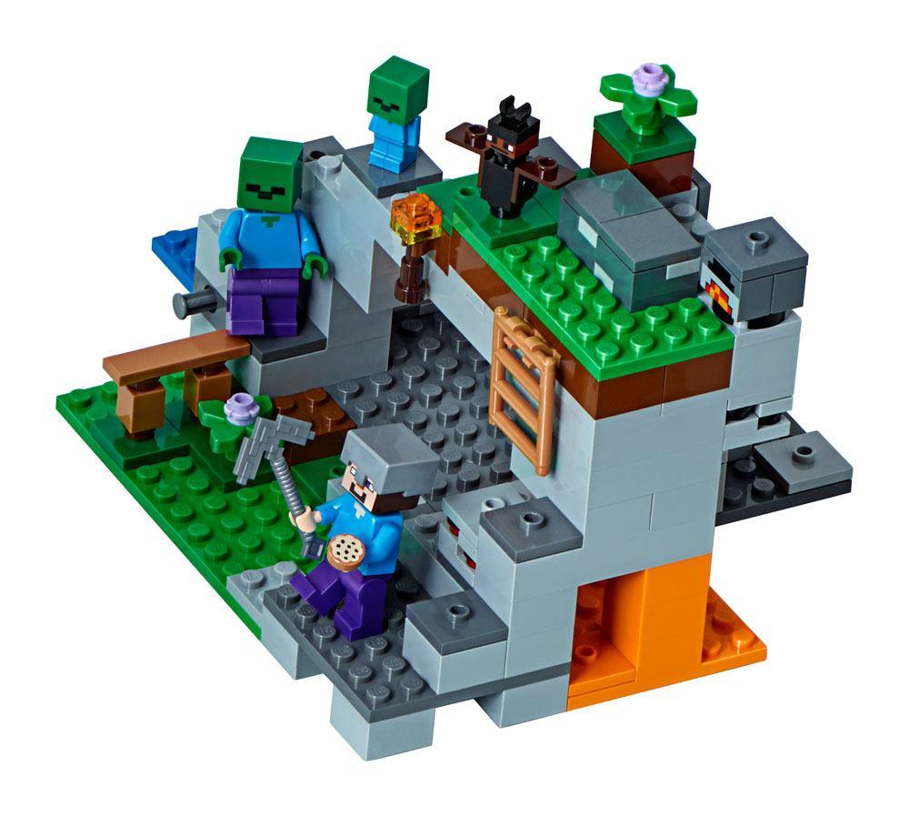 LEGO® Minecraft™ The Zombie Cave