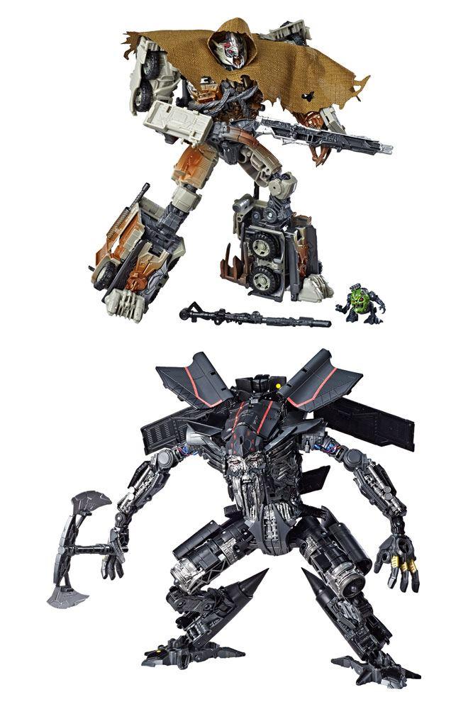 Transformers Studio Series Leader Class Action Figures 2019 Wave 1 Assortment (2)
