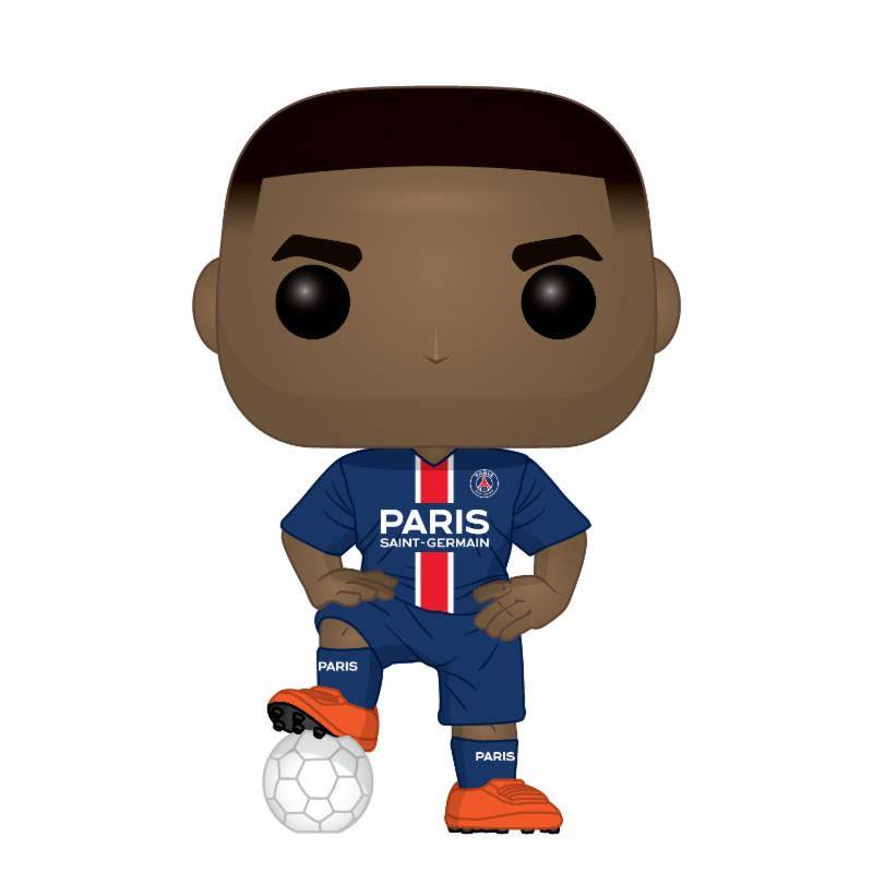POP! Football Vinyl Figure Kylian Mbappé (PSG) 9 cm