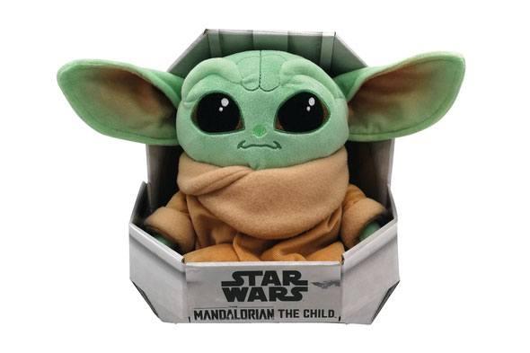 Star Wars: The Mandalorian Plush Figure The Child 25 cm