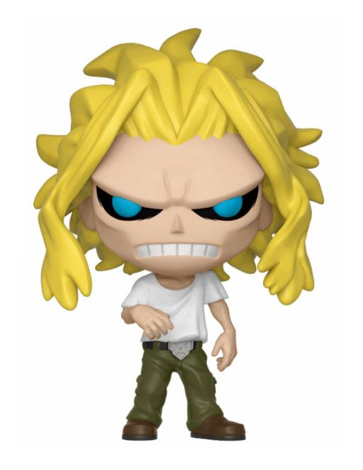 My Hero Academia POP! Animation Vinyl Figure All Might (Weakened) 9 cm