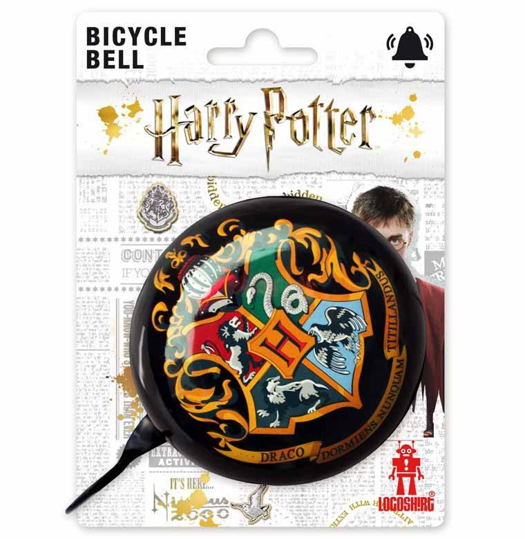 Harry Potter Bicycle Bell Hogwarts