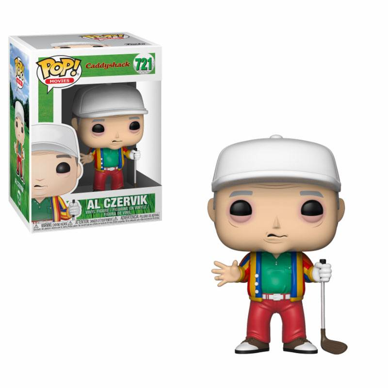 Caddyshack POP! Movies Vinyl Figure Al 9 cm