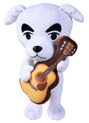 Animal Crossing Plush Figure KK Slider 40 cm