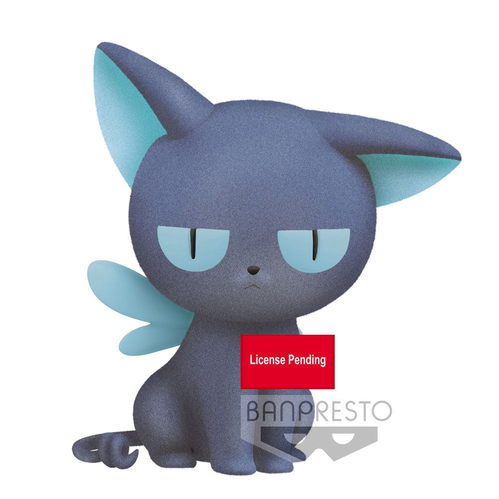 Card Captor Sakura Clear Card Fluffy Puffy Mini Figure Spinny 7 cm
