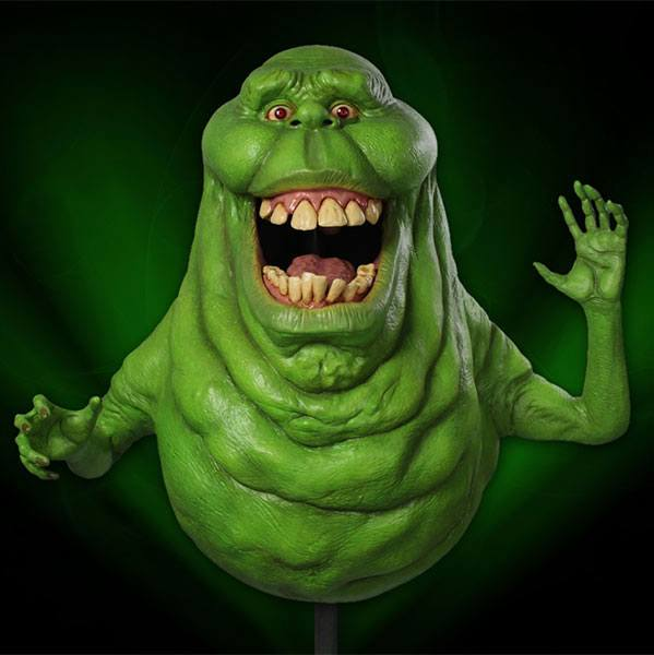 Ghostbusters Life-Size Statue Slimer 102 cm