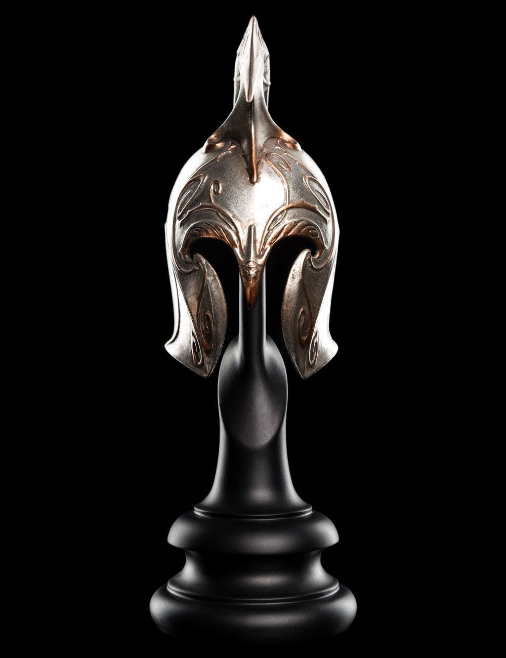 The Hobbit An Unexpected Journey Replica 1/4 Rivendell Guard's Helm 11 cm