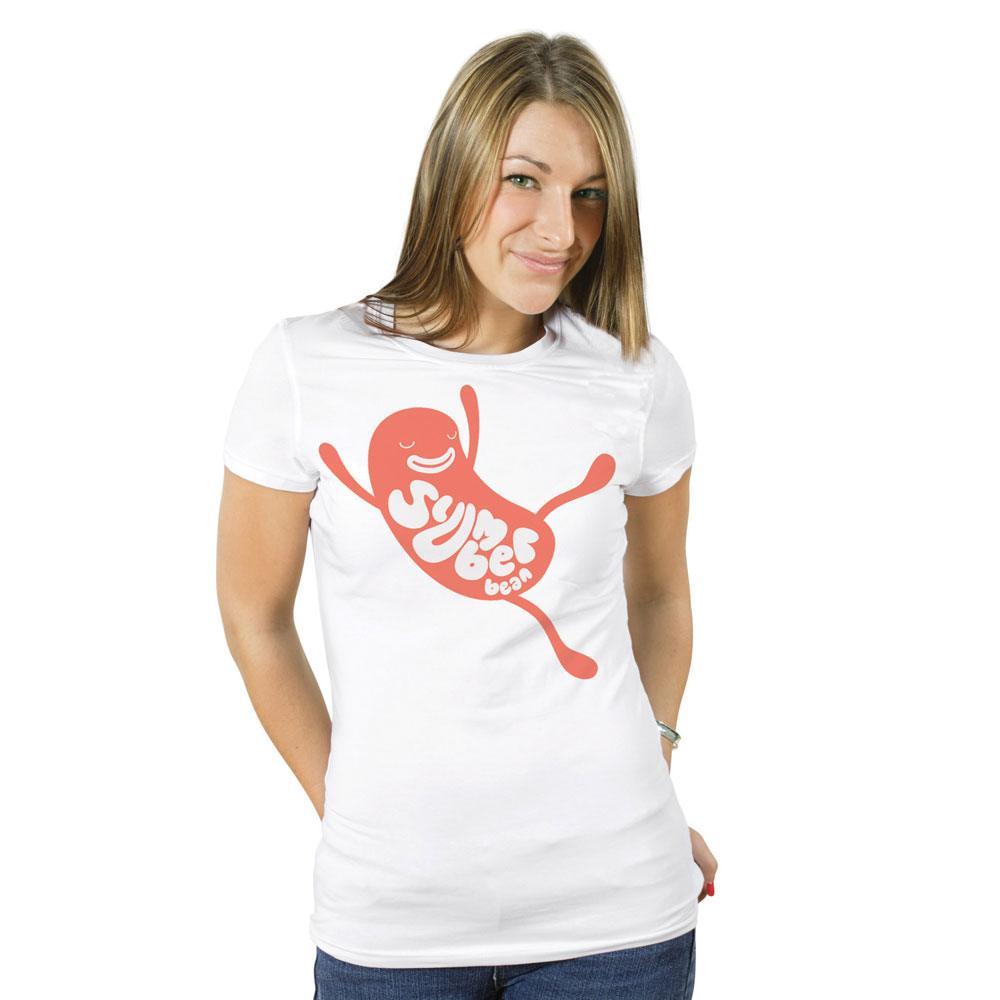 SlumberBean Ladies T-Shirt Bean  Size M