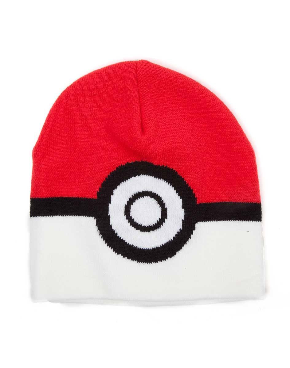 Pokemon Beanie Pokeball