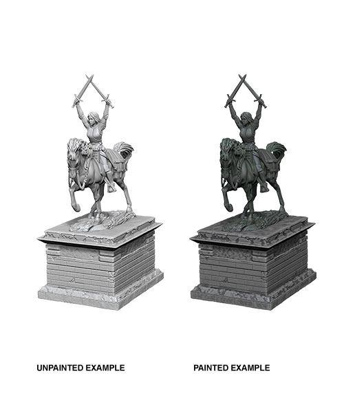 WizKids Deep Cuts Unpainted Miniature Heroic Statue Case (6)