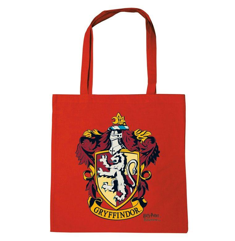 Harry Potter Tote Bag Gryffindor