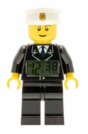 Lego City Alarm Clock Policeman