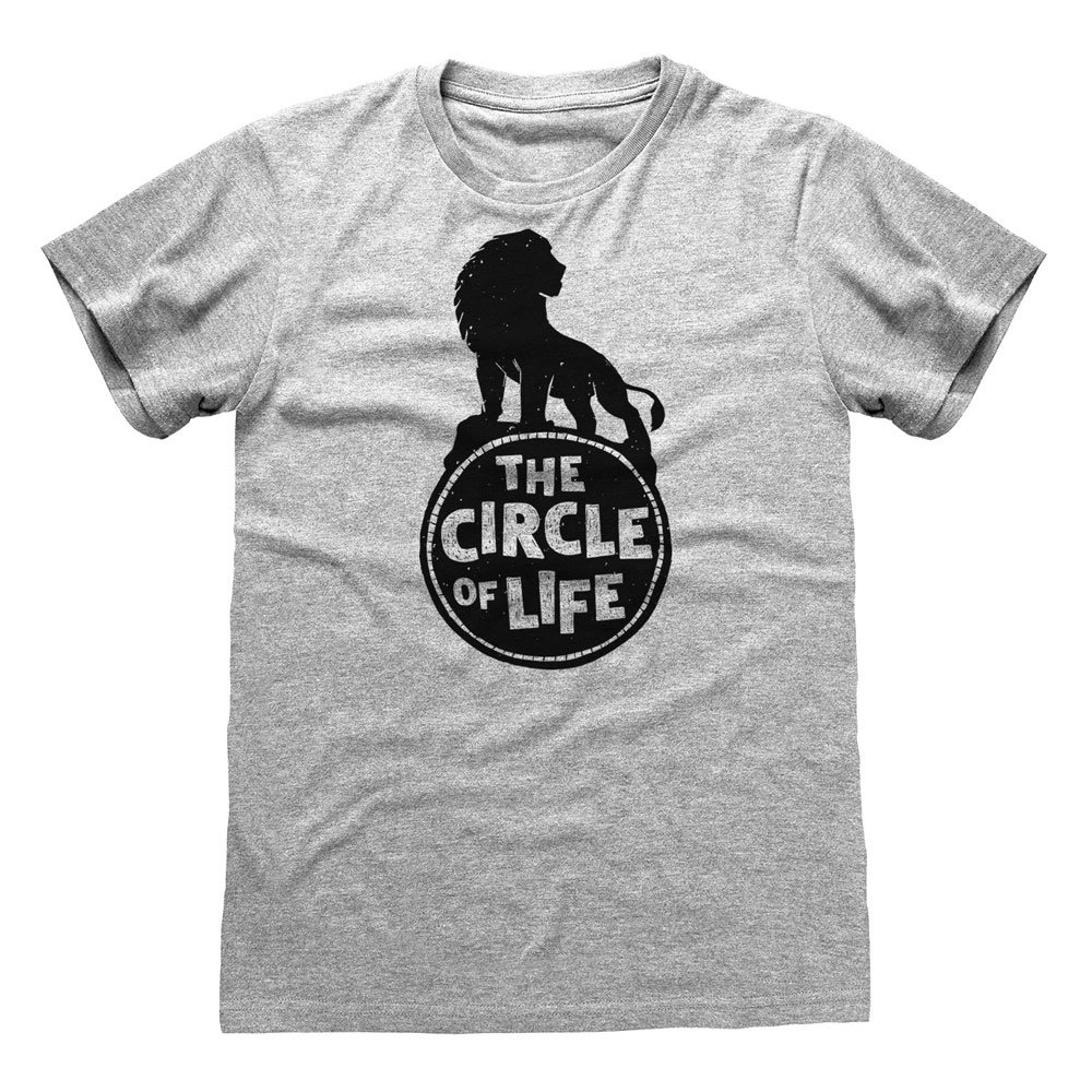 The Lion King T-Shirt Circle Of Life Size XL