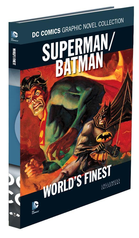DC Comics Graphic Novel Collection #69 Superman/Batman: World's Finest Case (12) *German Version*