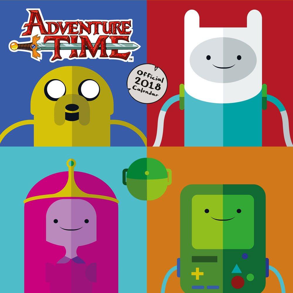 Adventure Time Calendar 2018 English Version*