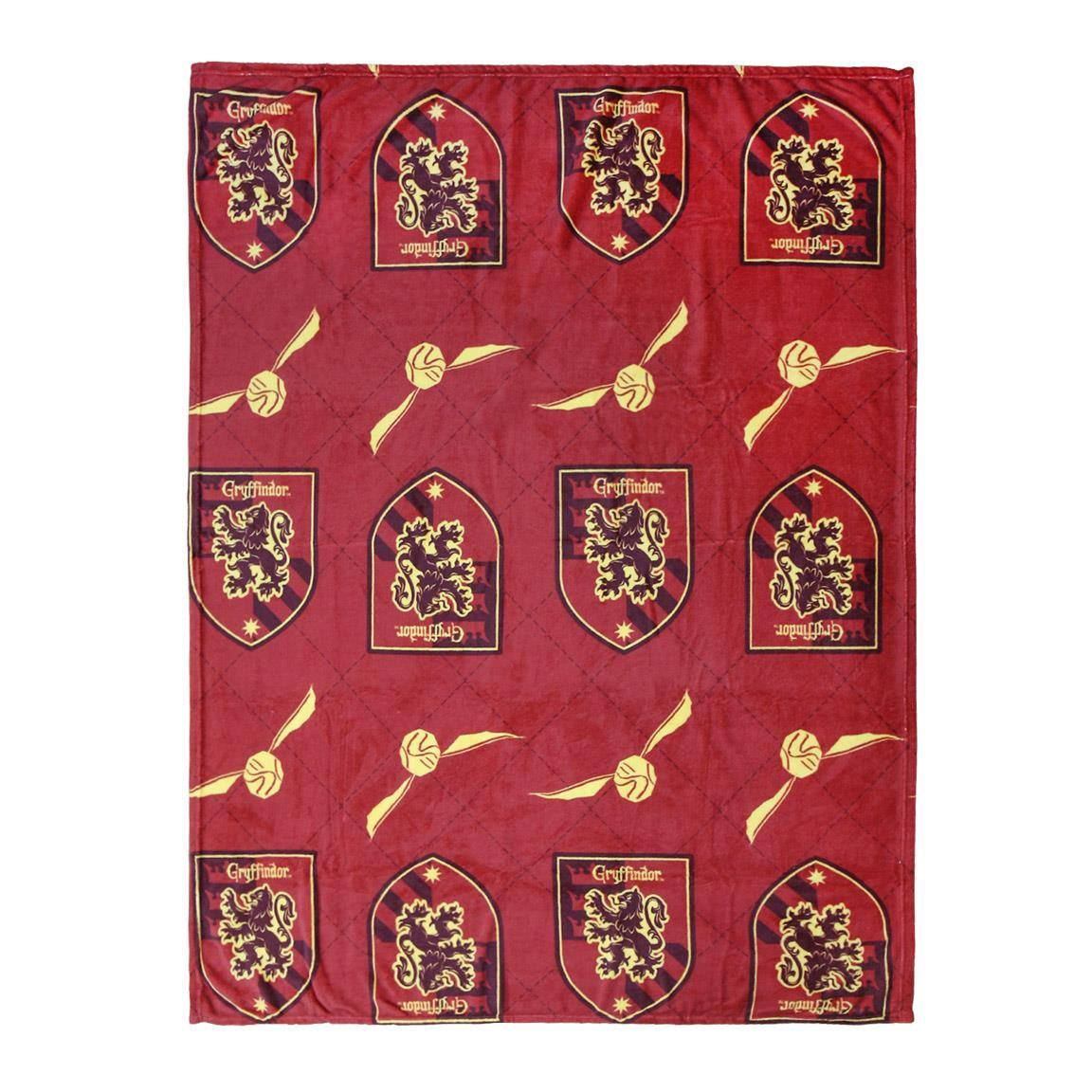 Harry Potter Fleece Blanket Gryffindor 120 x 160 cm