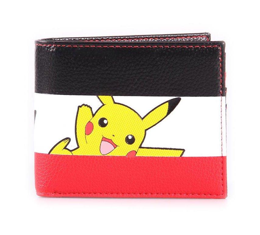 Pokémon Bifold Wallet Pikachu