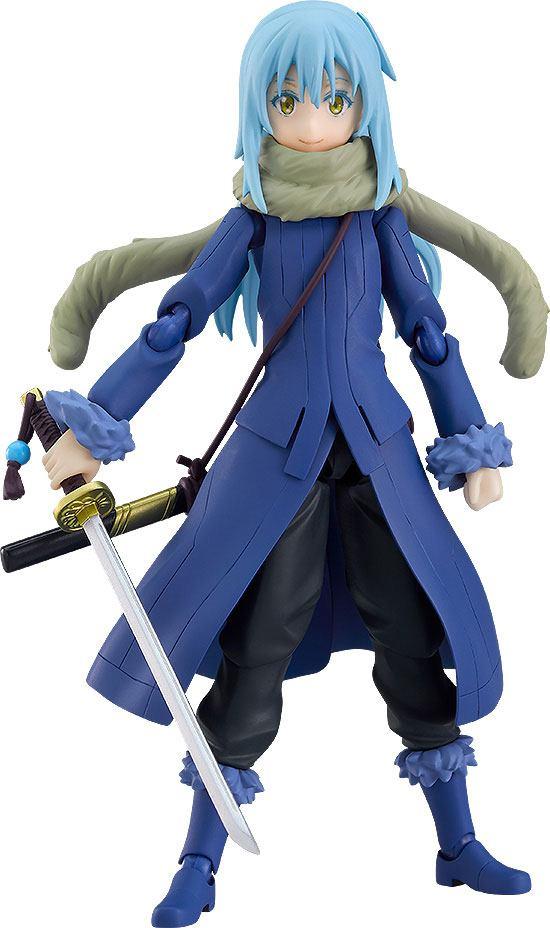 That Time I Got Reincarnated as a Slime Figma Action Figure Rimuru 14 cm