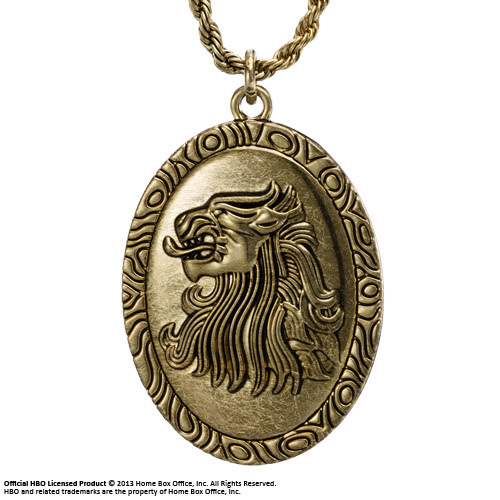Game of Thrones Pendant & Necklace Cersei Lannister
