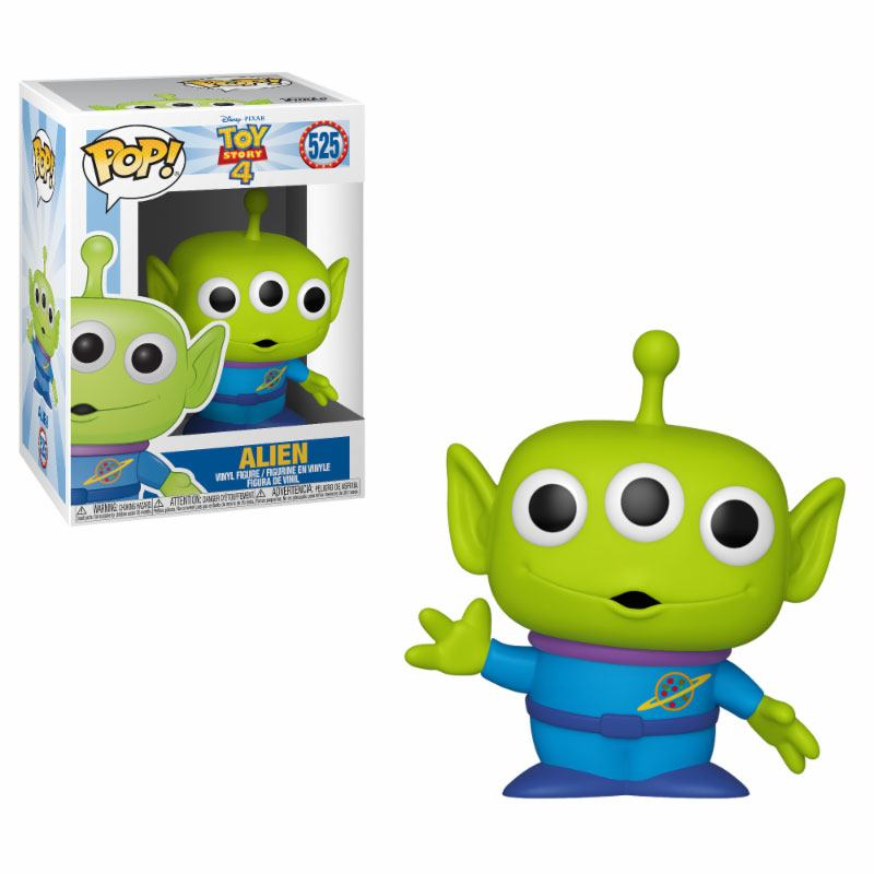 Toy Story 4 POP! Disney Vinyl Figure Alien 9 cm