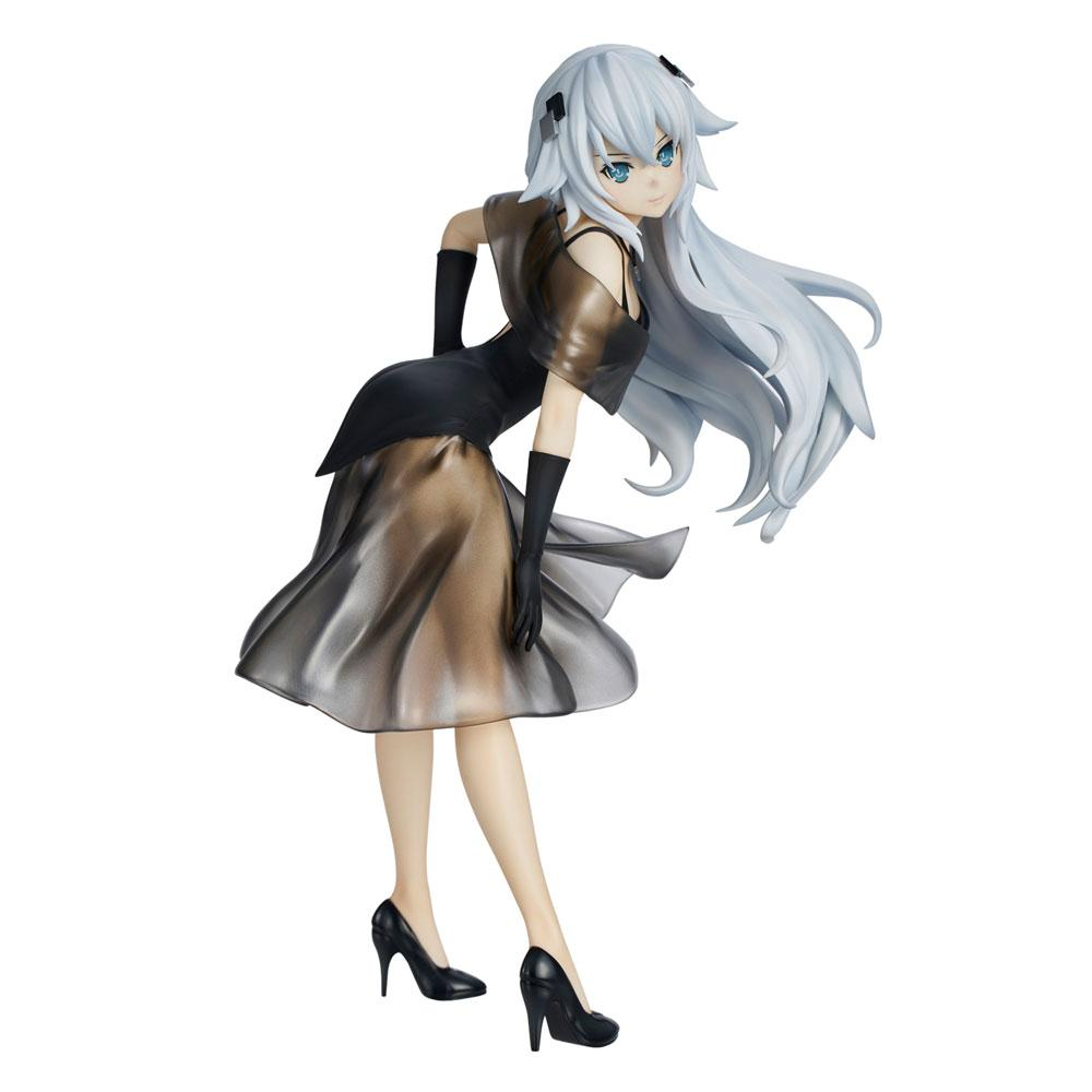 Hyperdimension Neptunia PVC Statue Black Heart Dress Ver. 23 cm
