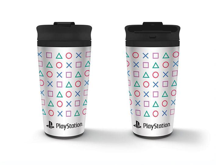 Sony PlayStation Travel Mug Shapes