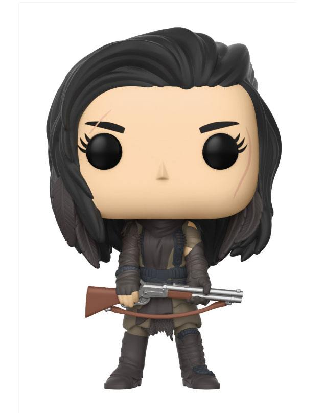 Mad Max Fury Road POP! Movies Vinyl Figure Valkyrie 9 cm