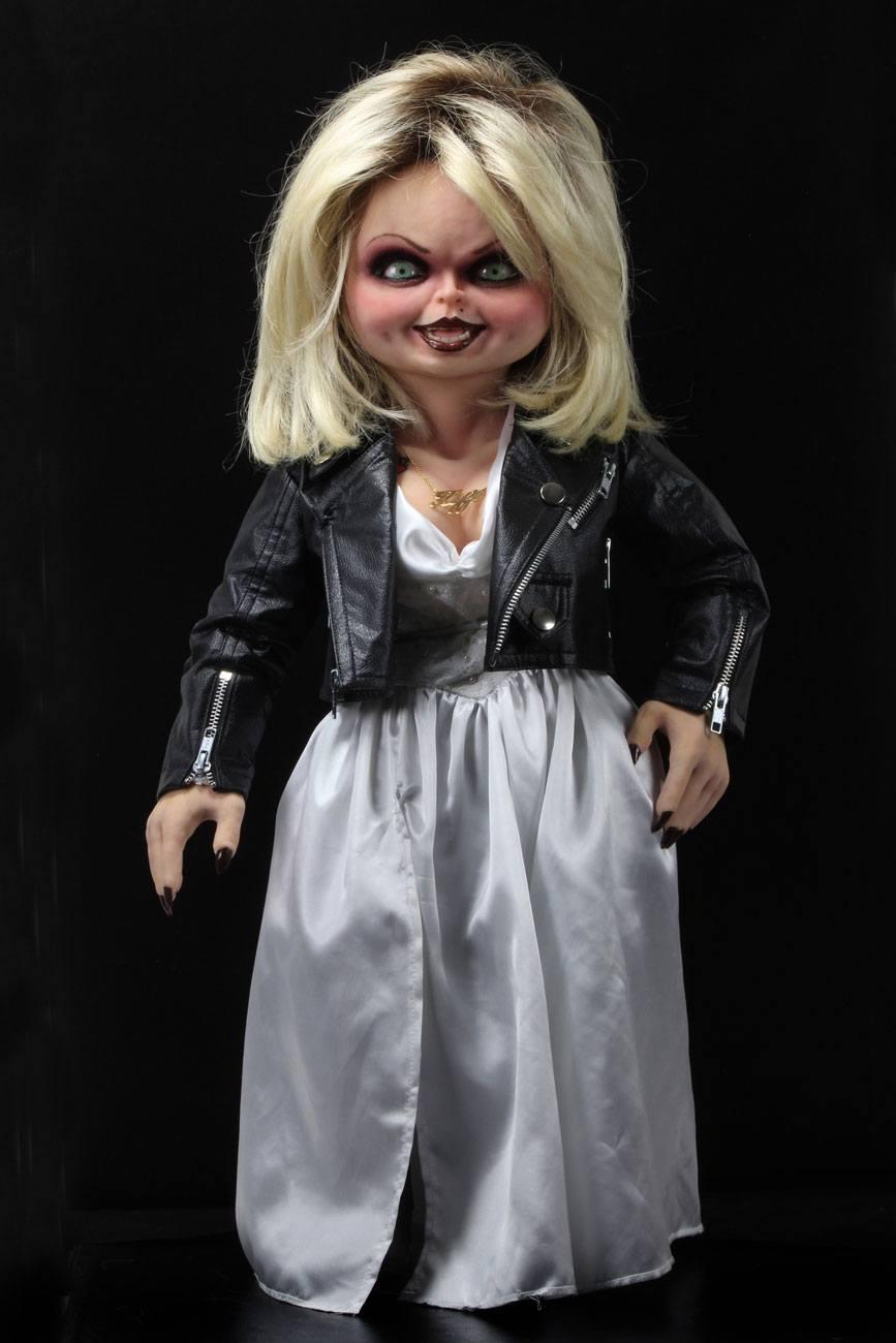 Bride of Chucky Prop Replica 1/1 Tiffany Doll 76 cm