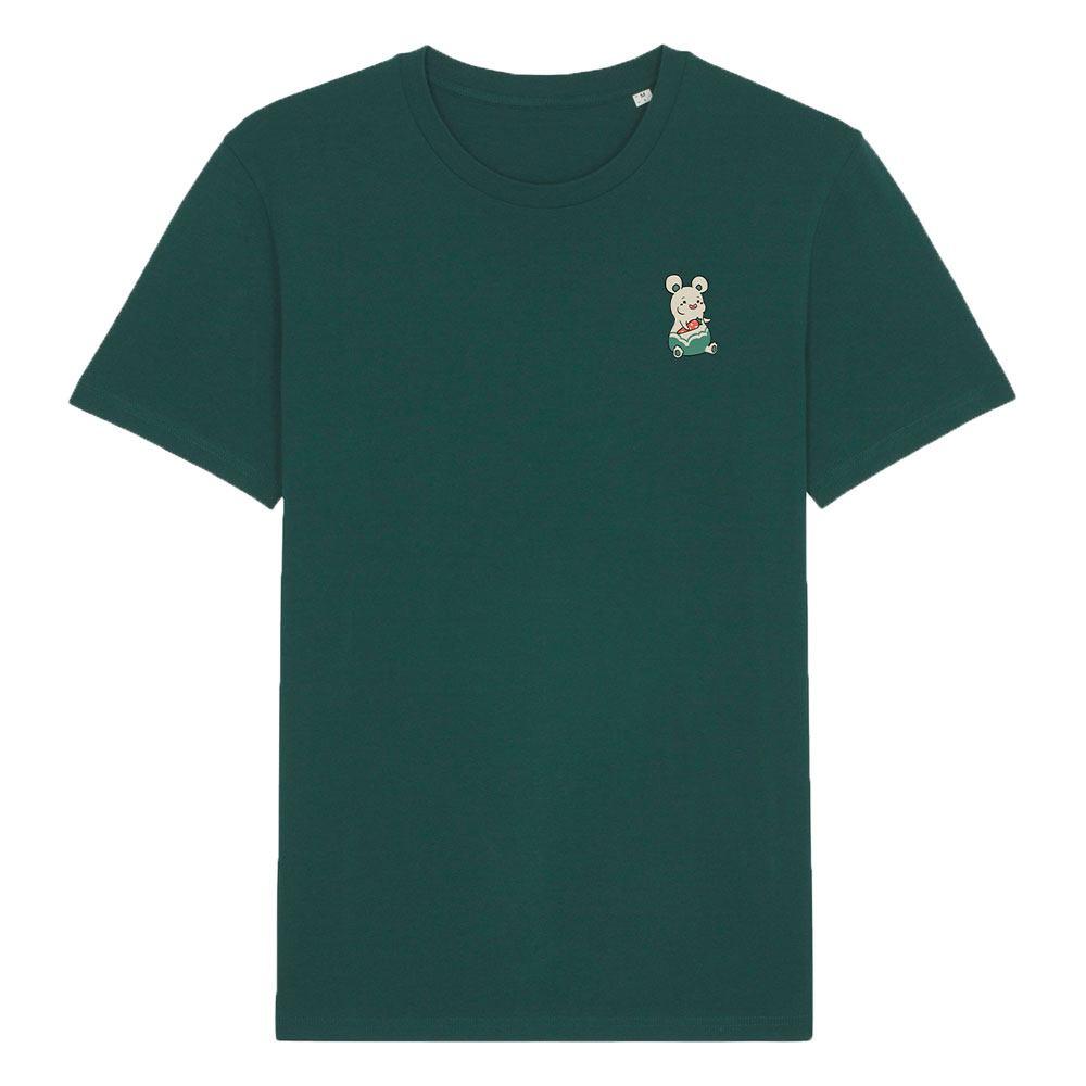 Biomutant T-Shirt Vending Machine Green Size L
