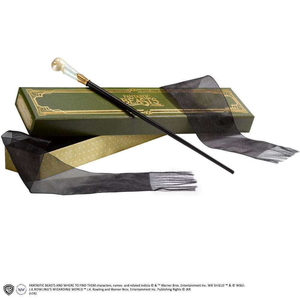 Fantastic Beasts Wand Queenie Goldstein