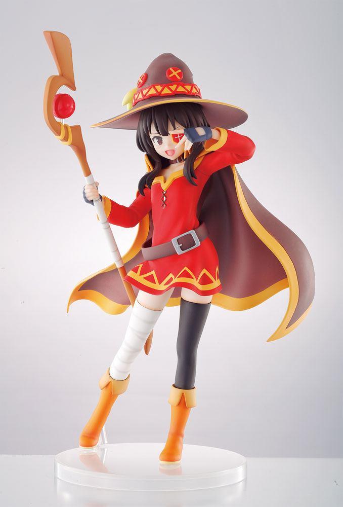 Kono Subarashii Sekai ni Shukufuku o! Ichibansho PVC Statue Megumin Genius Witch Ver. 18 cm