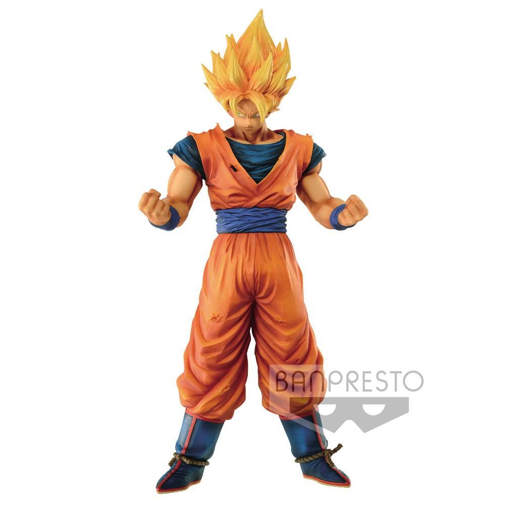 Dragonball Z Grandista Resolution of Soldiers Figure Son Goku 28 cm