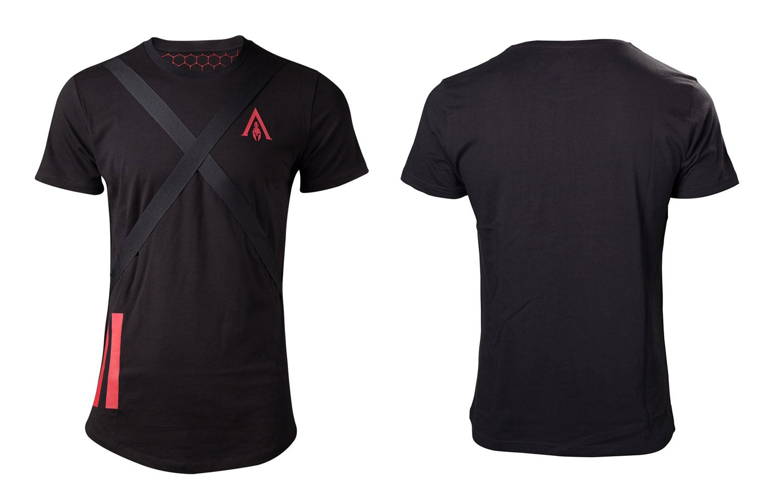 Assassin's Creed Odyssey T-Shirt Tape Size M