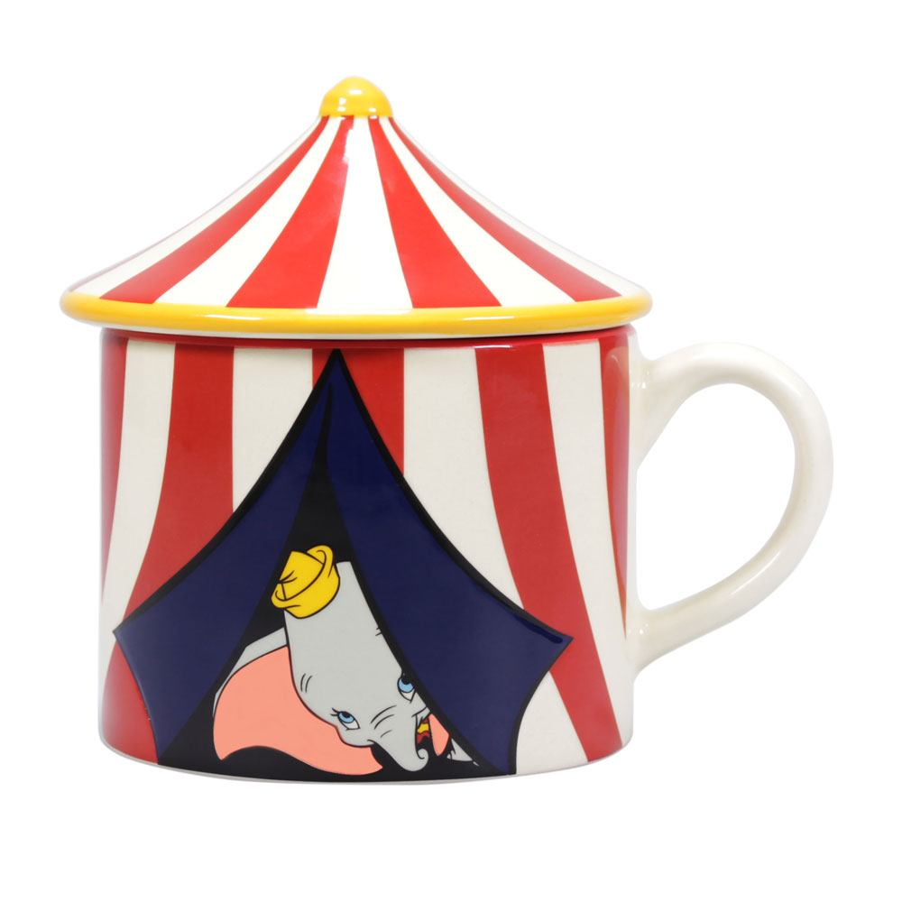 Dumbo Shaped Mug Circus