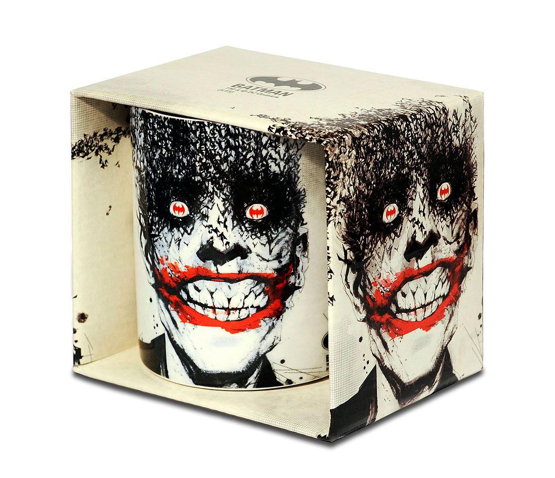 DC Comics Mug Joker Bats