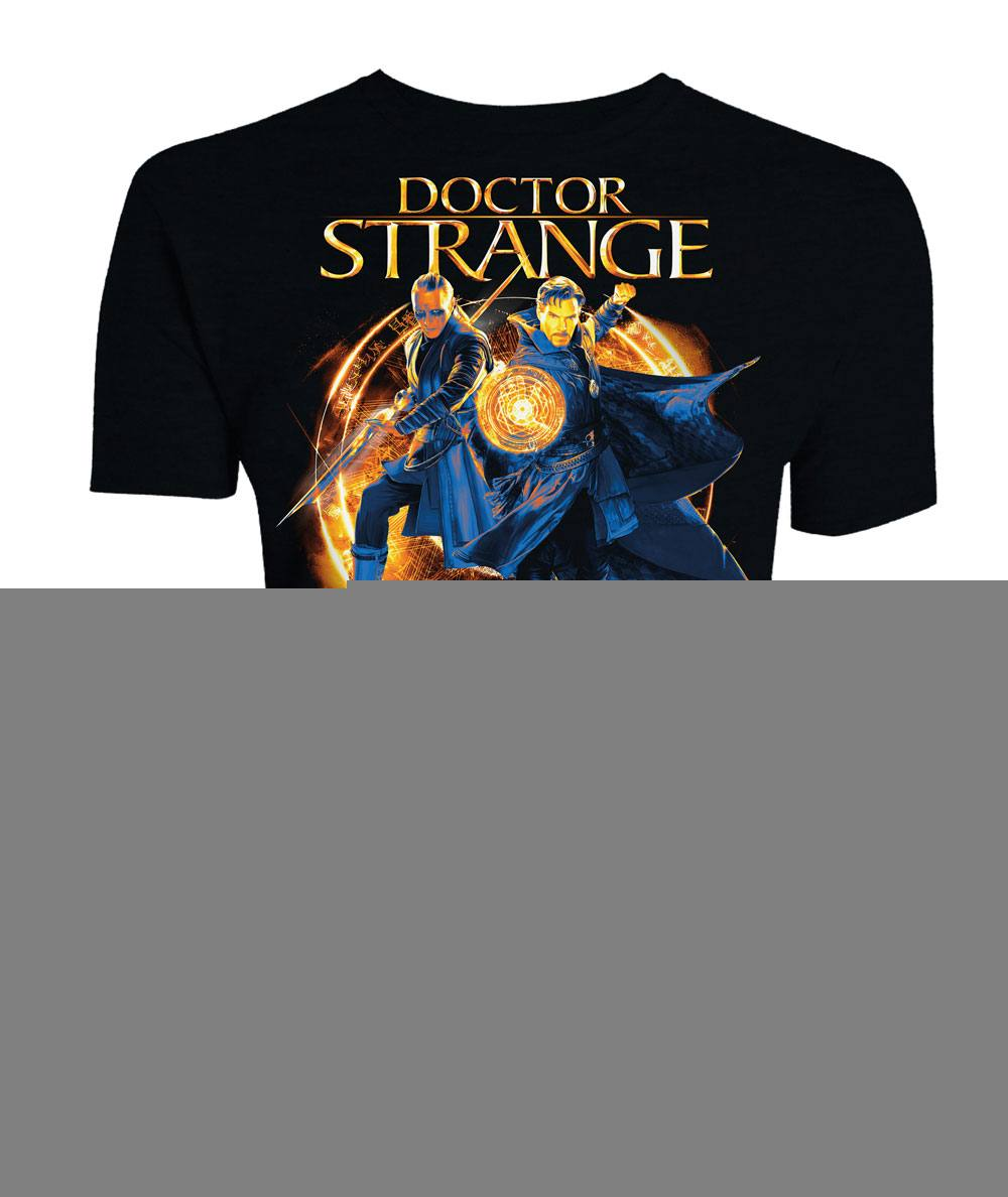 Doctor Strange T-Shirt Kaecilius & Doctor Strange Size S