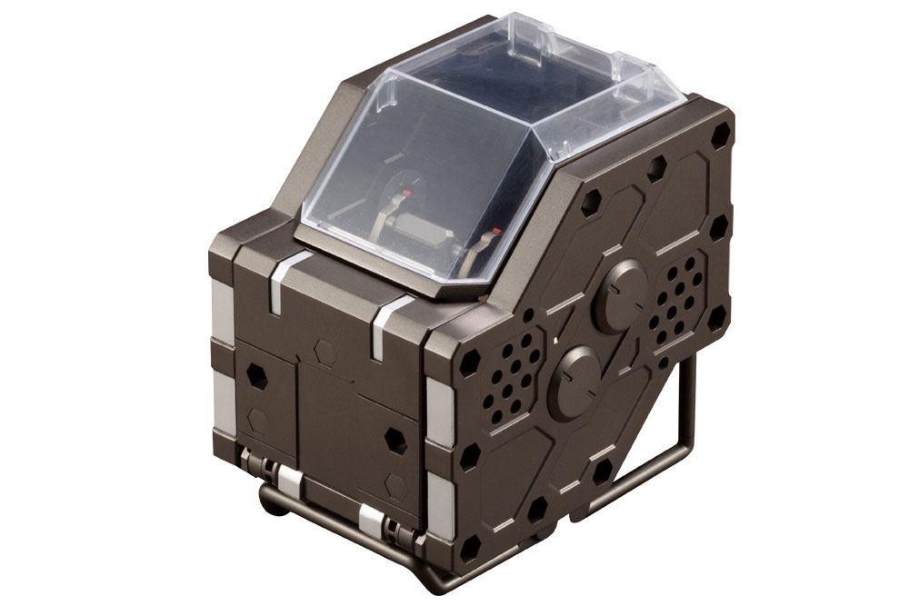 Hexa Gear Plastic Model Kit 1/24 Multi Pod Booster Pack 004 9 cm