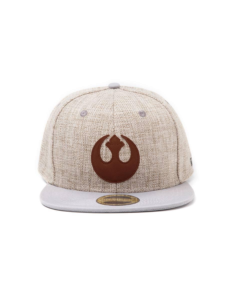 Star Wars Snapback Cap Rebel Alliance Logo
