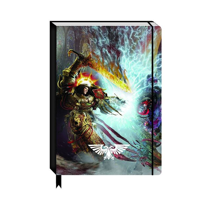 Warhammer 40k A5 Notebook Emperor