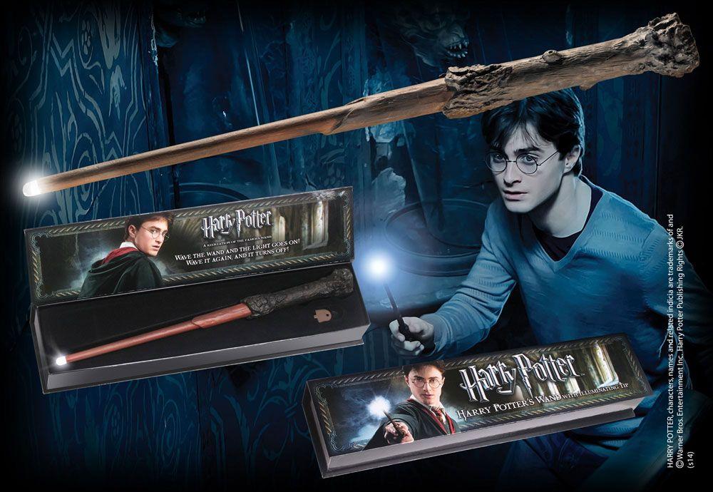Harry Potter Replica Harry´s Illuminating Wand