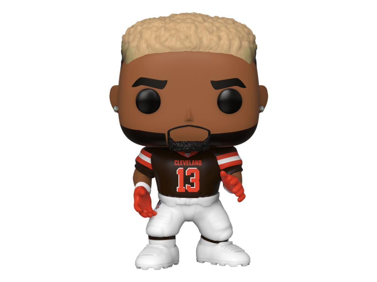 NFL POP! Sports Vinyl Figure Odell Beckham Jr. (Browns) 9 cm