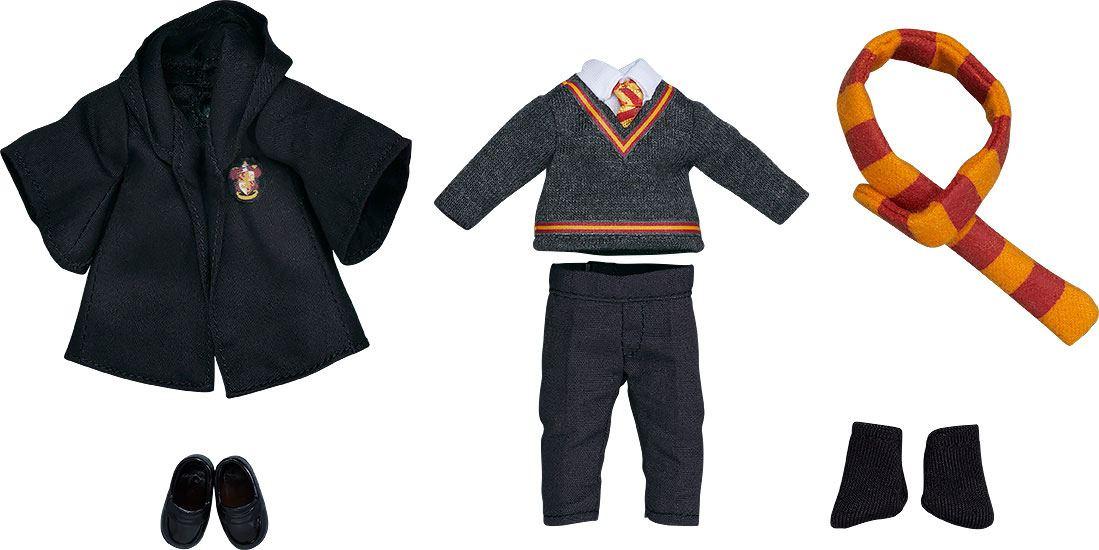 Harry Potter Parts for Nendoroid Doll Figures Outfit Set (Gryffindor Uniform - Boy)