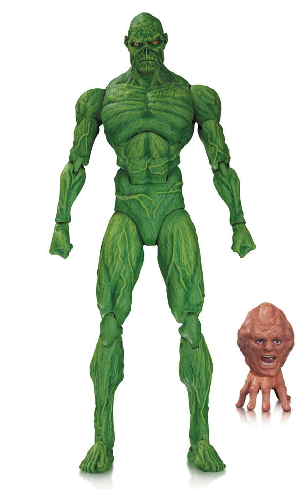 DC Comics Icons Action Figure Swamp Thing with Un-Man 16 cm