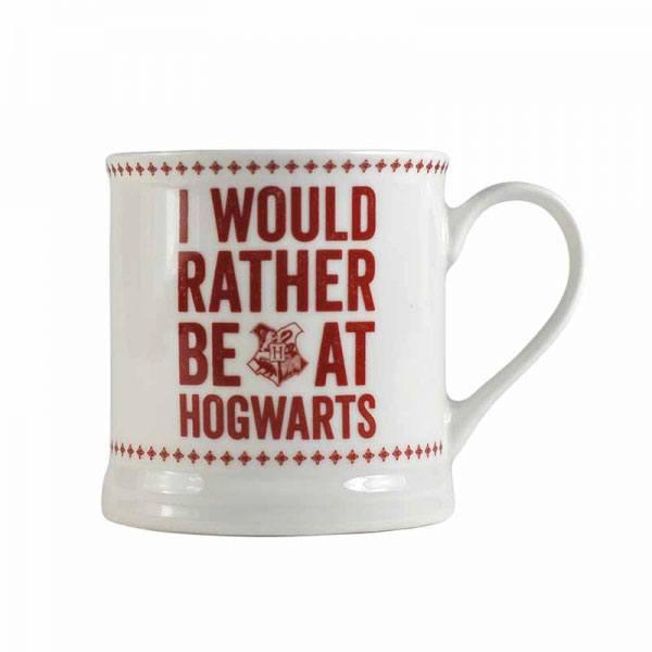 Harry Potter Mug Vintage Hogwarts Slogan