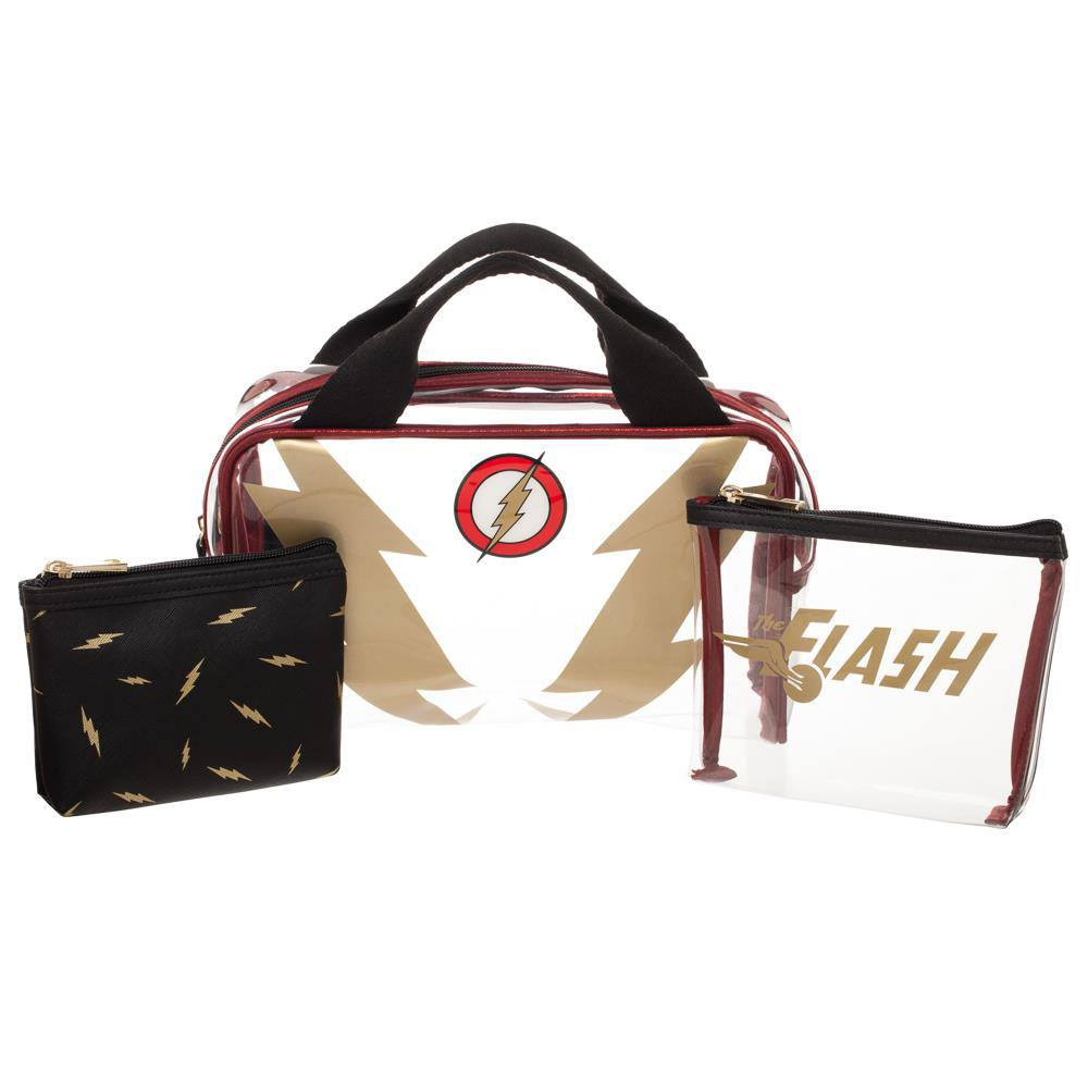 DC Comics Travel Set Flash