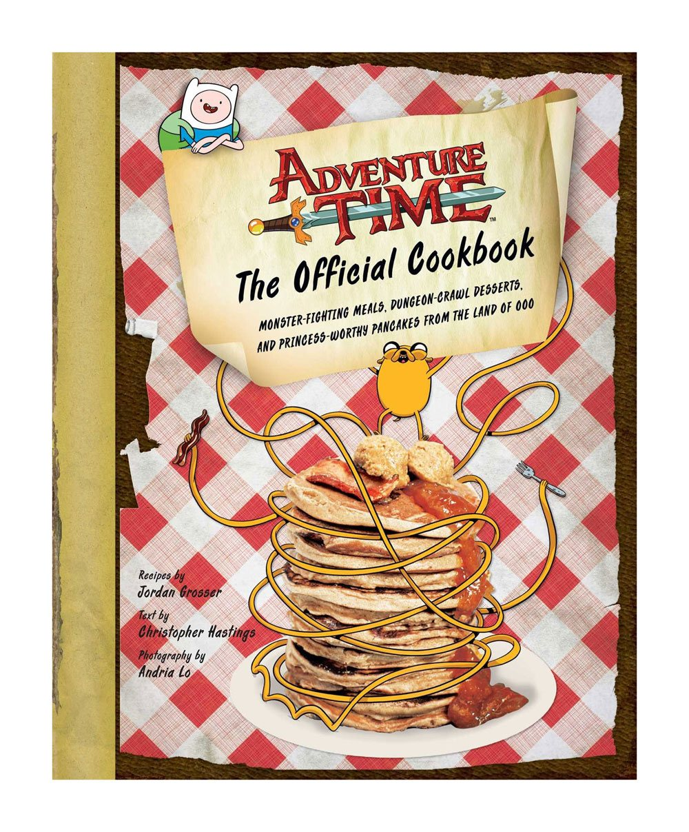 Adventure Time Cookbook The Official Cookbook