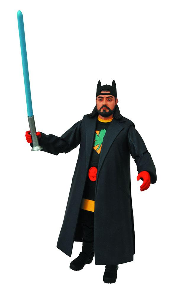 Jay and Silent Bob Strike Back Action Figure Bluntman 18 cm