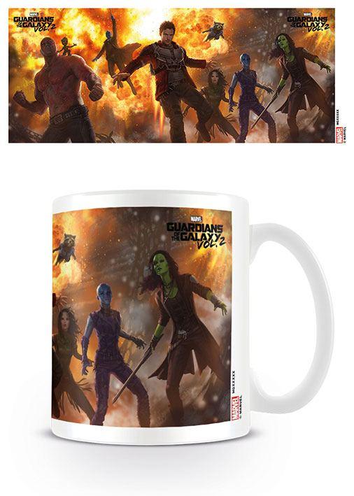 Guardians of the Galaxy Vol. 2 Mug Explosive
