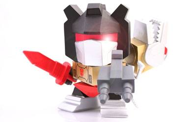 Transformers Action Vinyl Figure Grimlock 14 cm