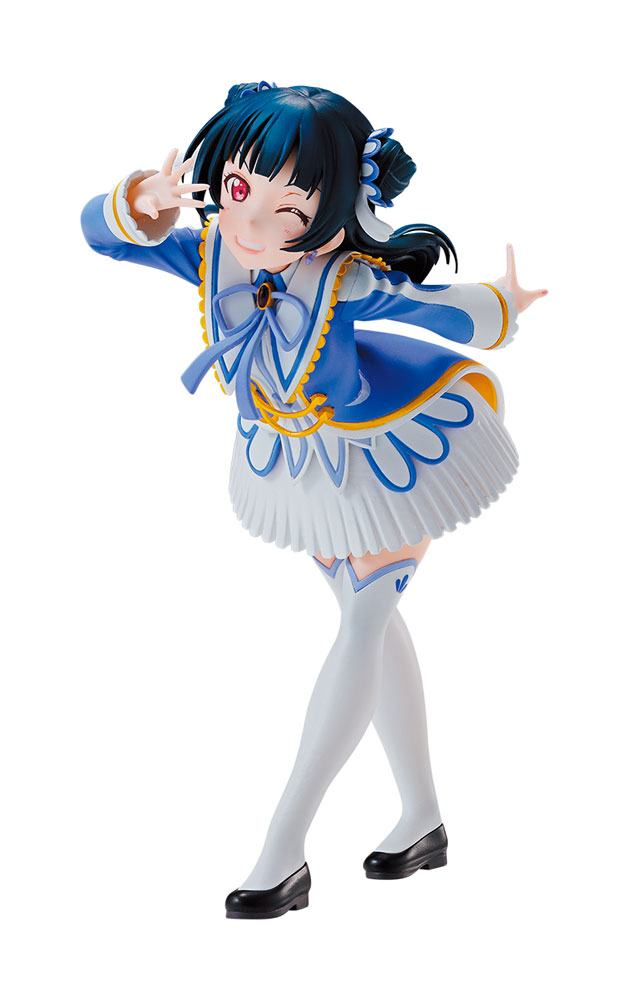 Love Live! Sunshine!! Ichibansho PVC Statue Tsushima Yoshiko 13 cm